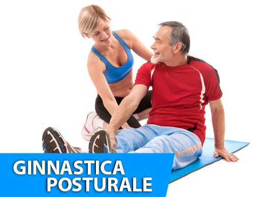 Ginnastica Posturale - Personal Trainer a domicilio