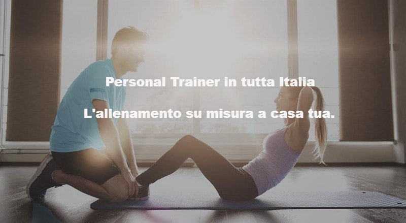 Personal Trainer - Stai in Forma