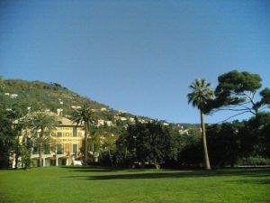 Parchi di Nervi Genova