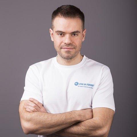 Davide Cacciola - Personal Trainer Roma Stai in Forma